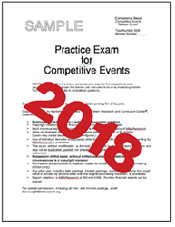 2018 Exams for DECA: Math and Econ only