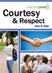 Courtesy & Respect: Give & Take Personal Development