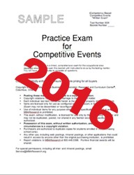 2016 Exams for DECA: Math and Econ only