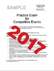 2017 Exams for DECA: Math and Econ only