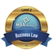 Digital Badge: Level 2 - Business Law - DB-BL-2