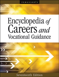 Encyclopedia of Careers and Vocational Guidance, 6-Volume Set, 17th Edition