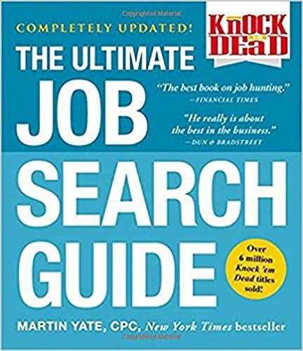 Knock em Dead: The Ultimate Job Search Guide Professional Development, Job Seeking, Employability, Job Application