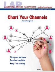 LAP-CM-002, Chart Your Channels (Channel Management) (Download) Marketing