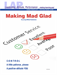LAP-CR-009, Making Mad Glad (Handling Difficult Customers) (Download) - LAP-CR-009