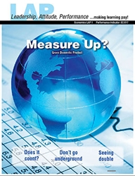 LAP-EC-001, Measure Up? (Gross Domestic Product) (Download) Economics, Free Enterprise, GDP
