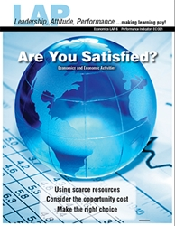 LAP-EC-006, Are You Satisfied? (Economics and Economic Activities) (Download)