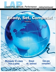 LAP-EC-008, Ready, Set, Compete! (Competition) (Download) Economics, Free Enterprise, Entrepreneurship,