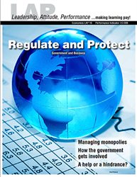 LAP-EC-016, Regulate and Protect (Government and Business) (Download) EC:008, Economic Systems, Economics, Free Enterprise