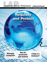 LAP-EC-016, Regulate and Protect (Government and Business) (Download) Economic Systems, Economics, Free Enterprise