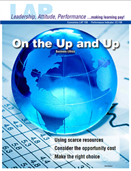 LAP-EC-106, On the Up and Up (Business Ethics) (Download) EC:106, Economics, LAP-EC-021