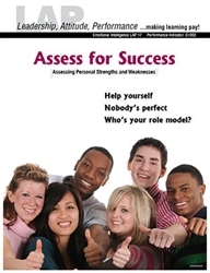 LAP-EI-017, Assess for Success (Assessing Personal Strengths and Weaknesses) (Download) Emotional Intelligence, Personal Development, Careers, Workplace, Co-op