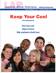LAP-EI-028, Keep Your Cool (Stress Management) (Download) EI:028, LAP-EI-025, Emotional Intelligence