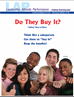 "LAP-EI-108, Do They Buy It? (""Selling"" Ideas to Others) (Download) - LAP-EI-108"