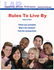 LAP-EI-123, Rules To Live By (Nature of Ethics) (Download) EI:123, Emotional Intelligence, Problem Solving, Decision Making, Co-op