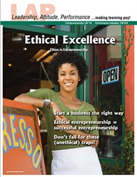 LAP-EN-044, Ethical Excellence (Ethics in Entrepreneurship) (Download)