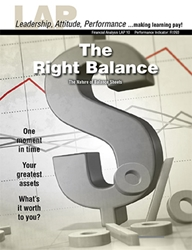 LAP-FI-010, The Right Balance (The Nature of Balance Sheets) (Download) Financial Management, Budgeting, Recordkeeping, Financing, Accounting