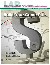 LAP-FI-099, Build Your Game Plan (Developing a Company/Department Budget) (Download) Financial Management, Budgeting, Recordkeeping, Financing, Entrepreneurship