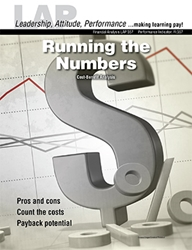 LAP-FI-357, Running the Numbers (Cost-Benefit Analysis) (Download) FI:357, LAP-FI-011, Financial Management, Management