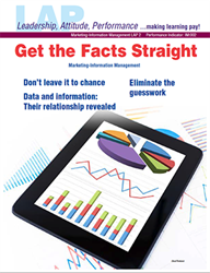 LAP-IM-002, Get the Facts Straight (Marketing-Information Management) (Download) IM:001, Marketing
