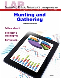 LAP-IM-017, Hunting and Gathering (Data-Collection Methods) (Download) Information Management, Marketing, Research