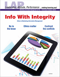 LAP-IM-025, Info With Integrity (Ethics in Marketing-Information Management) (Download) IM:025