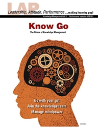 LAP-KM-001, Know Go (The Nature of Knowledge Management) (Download)