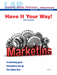 LAP-MK-004, Have It Your Way! (Nature of Marketing) (Download) - LAP-MK-004