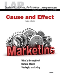 LAP-MK-014, Cause and Effect (Buying Behavior) (Download) LAP-MK-006, Marketing