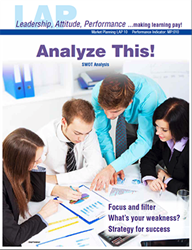 LAP-MP-010, Analyze This! (SWOT Analysis) (Download) LAP-MP-004, Market Planning, Problem Solving, Decision Making, Management, Marketing, LAP-IM-008