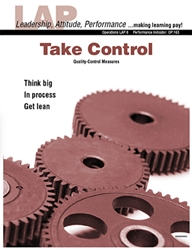 LAP-OP-008, Take Control (Quality-Control Measures) (Download) Operations, Branding, Product Management, Product Planning