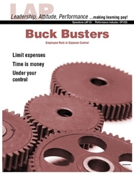 LAP-OP-025, Buck Busters (Employee Role in Expense Control) (Download) LAP-OP-005, Operations