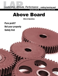 LAP-OP-190, Above Board (Ethics in Operations) (Download)