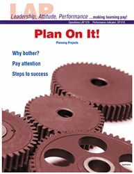 LAP-OP-519, Plan On It! (Planning Projects) (Download) Operations