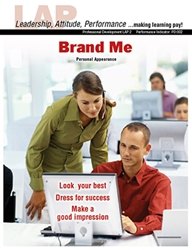 LAP-PD-002, Brand Me (Personal Appearance) (Download) LAP-PD-005, Professional Development, Job Seeking, Employability, Job Application, Emotional Intelligence, Workplace