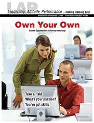 LAP-PD-066, Own Your Own (Career Opportunities in Entrepreneurship) (Download) Professional Development, LAP-PD-004