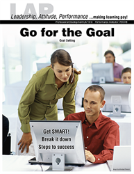 LAP-PD-918, Go for the Goal (Goal Setting) (Download) PD:018, LAP-PD-016, Professional Development, Personal Development, Self Esteem, Values, Workplace, Co-op