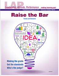 LAP-PM-008, Raise the Bar (Grades and Standards) Product Management, Product Planning, Branding, Consumer Economics