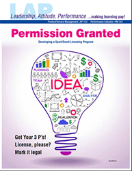 LAP-PM-153, Permission Granted (Developing a Sport/Event Licensing Program) (Download) PM:153, LAP-PM-014, Product Management, Product Planning, Branding, Sports Marketing, Marketing