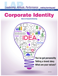 LAP-PM-206, Corporate Identity (Nature of Corporate Branding) (Download) PM:206, Product Management, Product Planning, LAP-PM-020