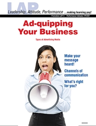 LAP-PR-003, Ad-quipping Your Business (Types of Advertising Media) (Download) PR:007, Promotion