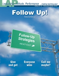 LAP-SE-119, Follow Up! (Follow-Up Strategies) (Download) Selling