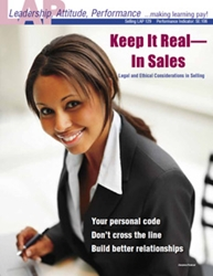LAP-SE-129, Keep It Real--In Sales (Legal and Ethical Considerations in Selling) (Download) Ethics