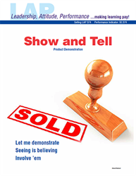 LAP-SE-374, Show and Tell (Product Demonstration) (Download) SE:374, LAP-SE-103
