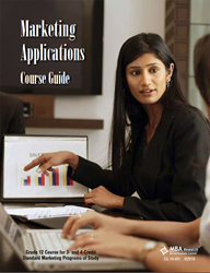 LAP and Course Guide Package: Marketing Applications (Download)