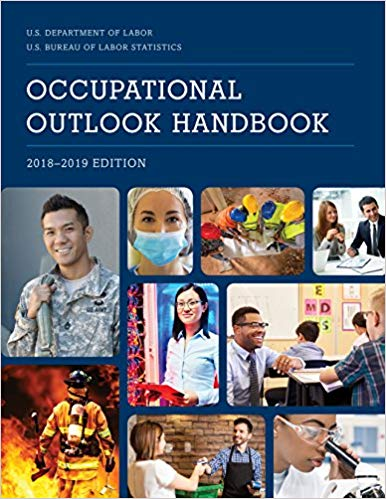 Occupational Outlook Handbook, 2018-2019 Professional Development, Job Seeking, Employability, Job Application