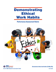 Rubric: Demonstrating Ethical Work Habits (Download)