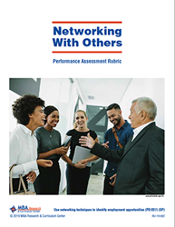 Rubric: Networking With Others  (Download)