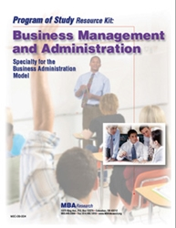 Program of Study Resource Kits: Business Management and Administration (Download) MSC-09-004